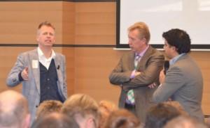 Jan Rotmans Arjan van den Born in debat