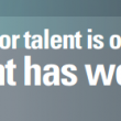 The war for talent is over and talent has won. De toekomst is voor zzp'er volgens ABN AMRO en Fastflex.