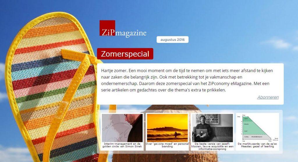 cover zomerspecial zipmagazine