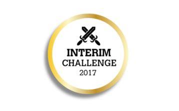 Winnaar Interim Challenge 2017 gets the job done. Met vakinhoud, veranderkracht en vertrouwen.