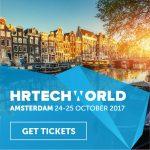 HR Tech – The Future of Work – Amsterdam – 24/25 oktober