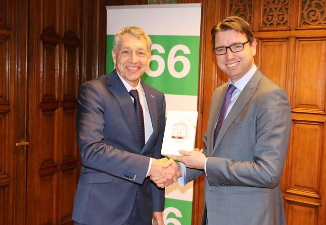Van Weyenberg (D66): 'We kunnen ons geen tweede fiasco zoals de Wet DBA veroorloven'