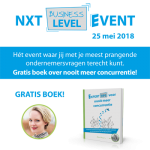 NXT Business Level Event – 25 mei