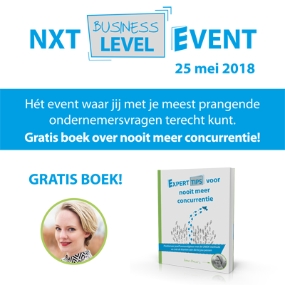 NXT business level event