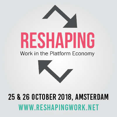 Banner van ReShaping work