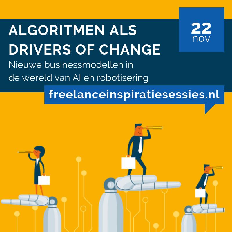 Banner van Brainnet inspiratiesessie AI