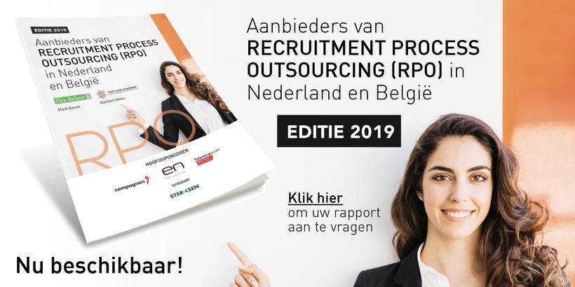Banner van RPO rapport