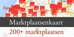 Banner van Marktplaatsen