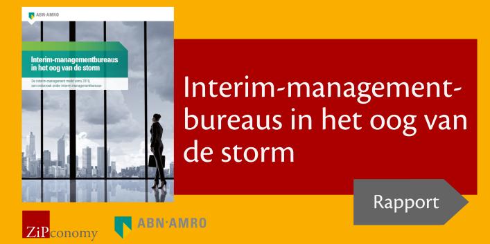 Banner van abn rapport