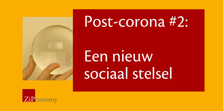 post corona arbeidsmarkt zipconomy