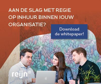 Banner van Reijn