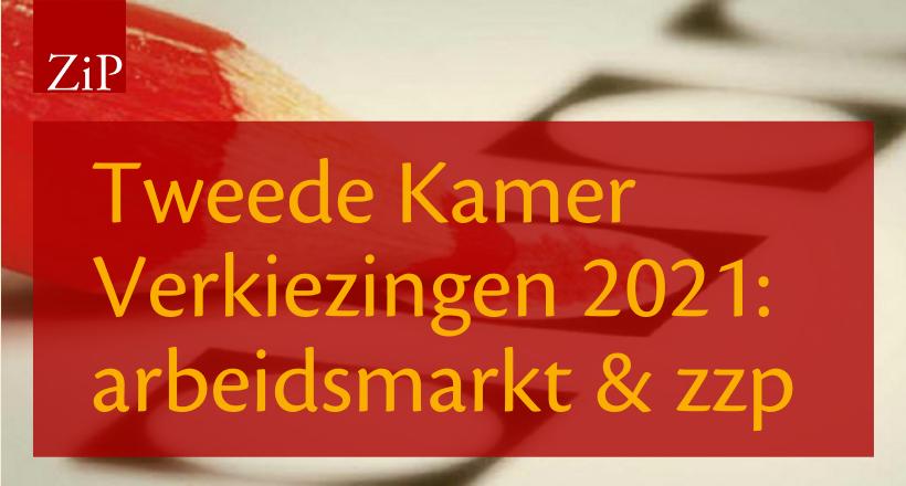 Banner van TK 2021