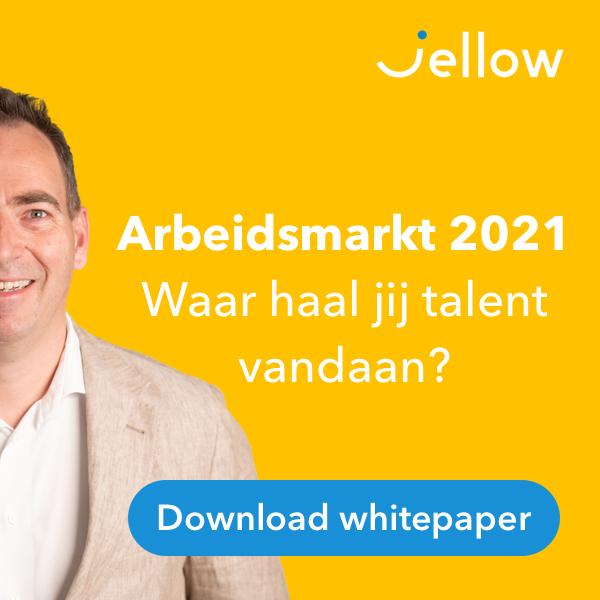 Banner van Jellow